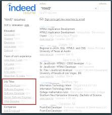 Search Resumes Indeed Llun Extraordinary Upload Resume On Indeed