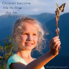 Best Maria Montessori Quotes Bits Of Positivity Impressive Maria Montessori Quotes