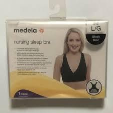 Details About Medela Nursing Bra For Sleep And Breastfeeding Crisscross Front Racerback Bra