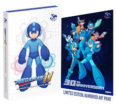 Mega Man 6 Weakness Chart Mega Man 11 Celebrating 30 Years Of The Blue Bomber
