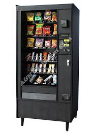 Snack Vending Machines With Card Reader Fascinating Automatic Products 48 Snack Machine AM Vending Machine Sales