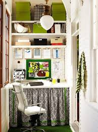 office in small space.  Office Small Space Home Office Throughout In L