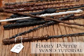 craft wizard wands my big harry potter