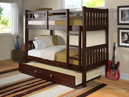 Bed Design Small Bedroom Kid Bunk Bed Trundle Bunk Bed Desk Solid Wood Bunk  Beds Full