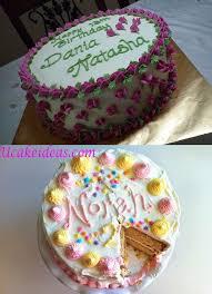 Simple Birthday Cake Ideas For Men Buttercream Birthday Cake Ideas