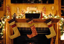 beautiful christmas decorations. Beautiful Christmas Decorations Fireplace Cool Light. 48680 H