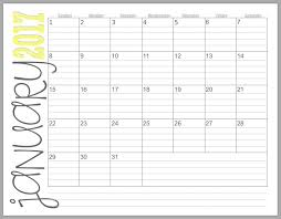 mothly calendar monthly calendars dc design