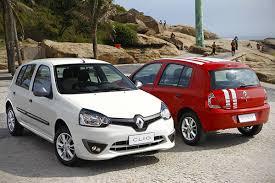 Novo Renault Clio 2016 consumo