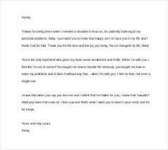 9 Sample Love Letter To Boyfriend Doc Pdf Free