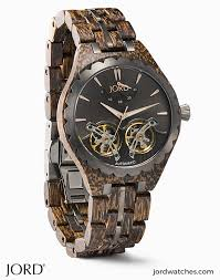 mens wooden watches by jord our collection of wood watches for men jord is a premium designer of hand crafted wood watches for him