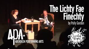 The Lichty Fae Finechty by Polly Gordon | Northern Lights Scratch Night -  YouTube