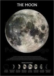 Moon Cycle Kalendář