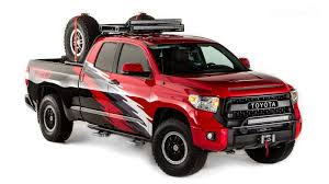 2015 Toyota Tundra TRD Review - Top Speed