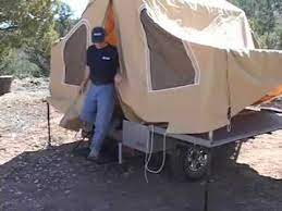camprod tent trailer how to do