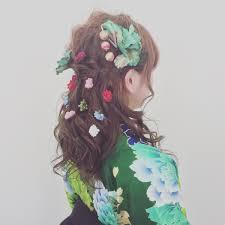 着物にピッタリな髪型が自分で簡単にできるヘアアレンジ特集 Trill