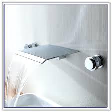 wall mount waterfall tub faucet sumerain s1248cw bathroom sink