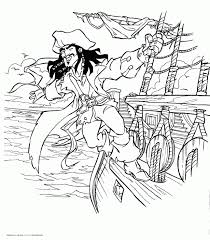 Small Picture Adult free pirate coloring pages Girl Pirate Coloring Page