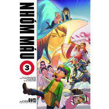 Nhóm Máu O - Tập 3 - Truyện Tranh, Manga, Comic Tác giả Dương Minh Đức