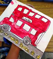 bus drawing for kids. Interesting Kids English Bus For Bus Drawing Kids