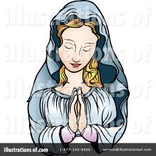 Image result for free blessed mother clipart