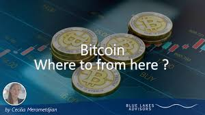The bitcoin gold organization wishes you all a happy new year! Bitcoin Where To From Here Blue Lakes Advisors