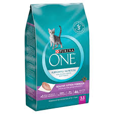 purina one smartblend healthy kitten formula premium cat food 3 5 lb