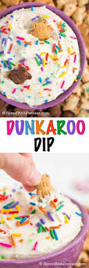 relive the 90 s with dunkaroo dip with just three ings and three minutes you could