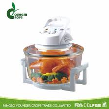 halogen tabletop countertop convection cooking toaster oven