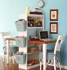 Small desk with bookshelf Office View In Gallery Diy Decoist 18 Diy Desks To Enhance Your Home Office
