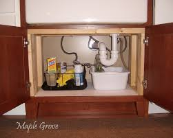 Farmhouse Sink Cabinet Base Maple Grove How To Build A Support Structure For A Farm House Sink