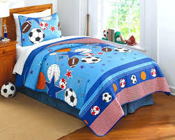 Childrens Quilts And Bedspreads Budget Friendly Super Star Worthy ... & Childrens Quilts And Bedspreads Budget Friendly Super Star Worthy Sports  And Stars Boys Quilt Set Sports Adamdwight.com