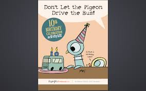 Small Picture Mo Willems The Pigeon Needs a Bath