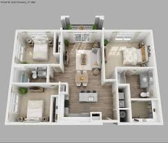 best small house plans.  Plans More 5 Best 3 Bedroom Apartment Design Plan And Small House Plans M