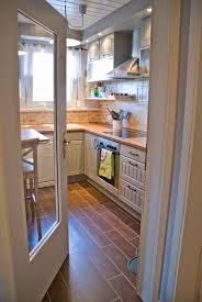 Kitchen Remodel For Small Kitchen Remodelaholic Tiny Kitchen Renovation With Faux Painted Brick