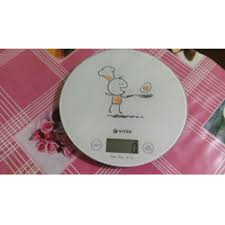 Отзывы о <b>Весы кухонные Vitek</b> VT-8018W