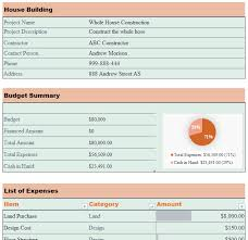 house building budget template 19 free house building budget templates ms office documents