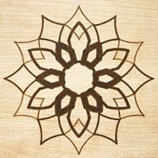 Wood Inlay Patterns Fascinating FREE INLAY PATTERNS Woodworking Plans And Information At