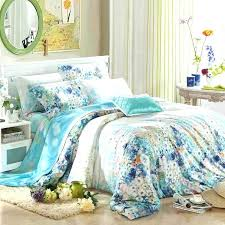 french country bedding sets blue