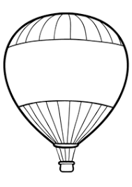 Small Picture Hot air balloon coloring pages Kids Stuff Pinterest Hot air