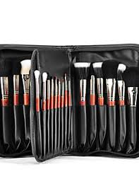29 pcs makeup brushes professional makeup brush set goat hair pony squirrel professional full coverage wood synthetic hair horse
