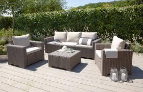 rattan garden sofas