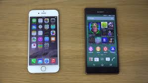 sony xperia z3 price. iphone 6 vs sony xperia z3 review: comparison of features, price and specs