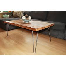 Farmhouse Coffee Table Reclaimed Wood Industrial Chic