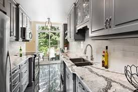 No one will be thinking about how cramped the room is. A Designer S 3 Top Tips For Your Galley Kitchen