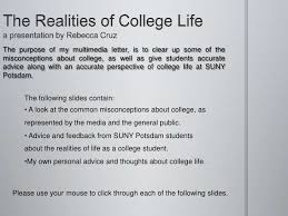 college life essay the writing center college life essay