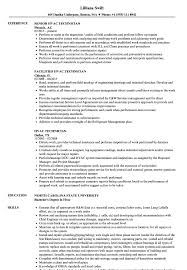 Electrical Technician Resume Sample Fancy Electrical Technician Resume Samples Also Hvac New sraddme 56