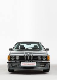 All BMW Models 1980s bmw : Classic Car Find of the Week: BMW E24 M6 - OPUMO