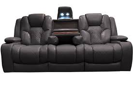 dual reclining sofa with console twin size sofa bed with