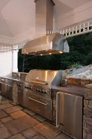 outdoor kitchen plans venthood awesome vent hood ideas sink