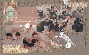 BTS Seventeen desktop wallpaper